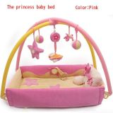 Plush Musical Baby Playmat Activity Baby Gym