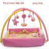 Plüsch-musikalische Baby Playmat Aktivitäts-Baby-Gymnastik