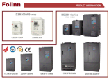 Invertitore variabile VFD (BD550) dell'azionamento di frequenza dell'azionamento a tre fasi di CA