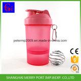 Frasco de leite da proteína do aço inoxidável do frasco do abanador da proteína