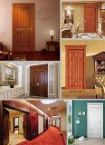 Houten Deur voor Familie en Hotel met Uitstekende kwaliteit (wdxm-006)