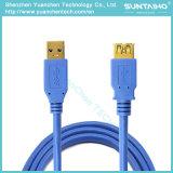 Maschio USB3.0 al cavo femminile del USB per il calcolatore