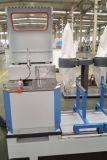 Pista doble resistente del CNC cualquie cortadora del ángulo para la máquina de la ventana de aluminio