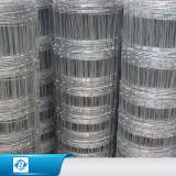 熱い浸された電流を通された固定結び目によって溶接される鉄条網