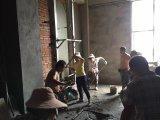 Nuovo mortaio automatico del cemento che intonaca le macchine per la parete