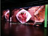 P3.91 haute qualité Location d'intérieur Panneau d'affichage LED (armoire 500x500mm / 500X1000mm)