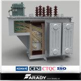 электрический автоматический регулятор напряжения тока шага 13.8kv