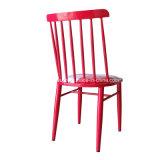 椅子(JY-R16)を食事する柔らかいシートの金属のWindsorのレストランの喫茶店