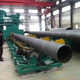máquina de capa del tubo de acero 3PE