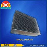 Principal modèle de système de refroidissement de fabrication de profil de radiateur d'extrusion