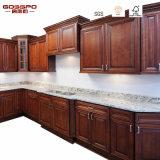工場直売のホーム使用の木の食器棚(GSP5-043)