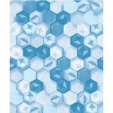 Papier peint de la salle de séjour 3D de PVC gravé en relief par qualité pour la décoration de mur intérieur