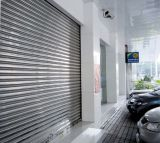 Portes pliantes motorisées Industrial China Perforated Electric Stainless Steel Roller Shutter