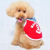 3 Farben-Hundebaumwollshirt-Haustier-Becken-Kleidung