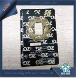 Карточка PVC таможни упаковывая