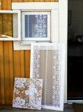 Janela de janela de aço inoxidável Janela com tela de mosca