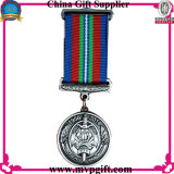 La medaglia annunciata del metallo per i militari assegna il regalo della medaglia