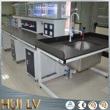 사용된 6각형 학교 과학 가구 물리학 실험실 테이블 학교 실험실 가구 가격