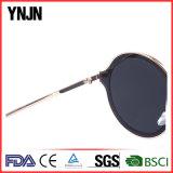Ynjnの金属円形の多彩で明確なレンズの方法Sunglass (YJ-F83821)