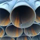Q195~Q235 ASTM A500 GR. tubos de acero negros de Ss400 un ERW