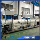 Machine/ligne en plastique d'extrusion de pipe du PE PPR de Sevenstars