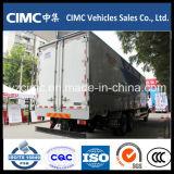 Isuzu Qingling 10の荷車引きのアルミニウム翼ヴァン