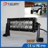 36W per l'indicatore luminoso LED del lavoro del quadrato della barca 9-60V di azionamento di veicolo del camion dell'automobile