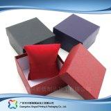 Relógio/jóia/presente luxuosos caixa de empacotamento de madeira/papel do indicador (xc-hbj-036b)