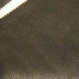 Cuoio artificiale dell'unità di elaborazione di vendita del reticolo caldo di Lichee per i pattini, sacchetti, mobilia, indumento, decorazione (HS-Y72)