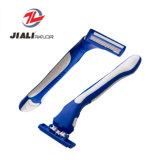 Rasoio a coltelli multipli della cartuccia del sistema del migliore del fornitore delle lamette 3 rasoio di Sharp