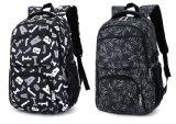 Sac de sac à dos d'école de mode, sac de sac à dos d'ordinateur portatif de course de loisirs