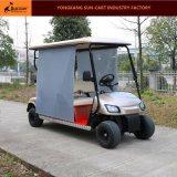 カスタマイズされた良質の新しいモデル4のSeaterの電気ゴルフカート