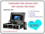 """360 يدور درجة تحت مائيّ سمكة واجدة آلة تصوير مع 7 """" [تفت] [لكد] [20م] كبل"""
