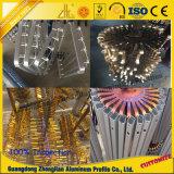 CNC深い処理のカスタマイズされたサイズ及びカラーのアルミニウムかアルミニウムプロフィール