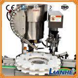 Máquina que capsula del casquillo automático del metal para el casquillo de aluminio