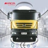 Caminhão de descarga novo do Tipper/de Hy 6X4 Kingkan para Uganda