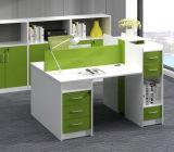단일 좌석 똑바른 책상 워크 스테이션 다발 지원실 분할 (HX-NCD333)