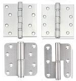 Charnières de porte en gros d'acier inoxydable de matériel de porte