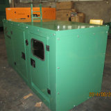 콘테이너 유형 1000kw 방음 침묵하는 전기 발전기