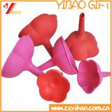 Molho De Óleo & Molho De Silicone De Funil De Alta Qualidade Fácil de Limpar (YB-HR-140)
