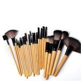 as escovas da composição 7PCS/Kits para tipo ajustado dos cosméticos do profissional da face compo ferramentas