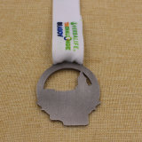 Medaglia vuota su ordinazione della stazione di finitura dell'argento 3D dell'oggetto d'antiquariato del metallo per gli eventi
