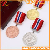 Kundenspezifische Qualitäts-weiche Decklack-Andenken-Medaille für Ereignis (YB-M-011)