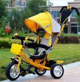 Trike 아기 세발자전거가 1대의 아이들 세발자전거에 대하여 싸게 4에 의하여 농담을 한다