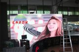 ビデオ使用料のLED表示を広告するための屋外P5.95mmのポータブル