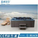 3 голубой метра ванны Jacuzzi европейцев прямоугольника