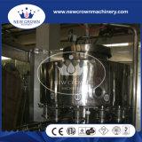 Máquina de rellenar conservada linear de la cerveza
