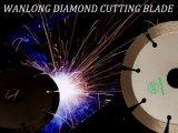El corte del diamante consideró la lámina para el corte de piedra de la losa