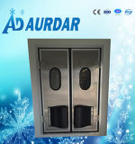 Puerta deslizante del almacén frío de Changzhou del sitio automático del congelador