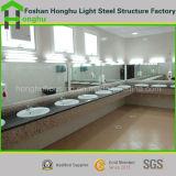 Het draagbare Modulaire Lichte Huis van de Container van de Bouw van het Staal